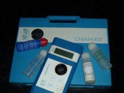 Digitális kijelzős kézi fotométer
