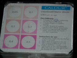 Klórdioxid mérésére
