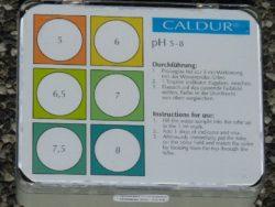 pH mérésére