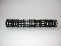 Szűrőbetét tartó műanyag NW32